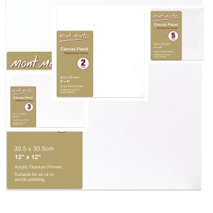 CANVAS PANELS & BOARDS