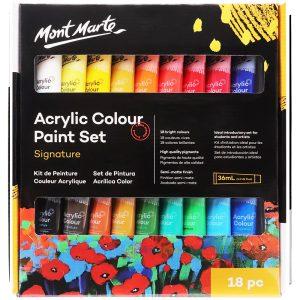 Art supplies Acrylic Paints