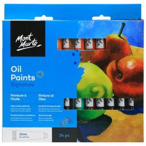 Art supplies oil Paints